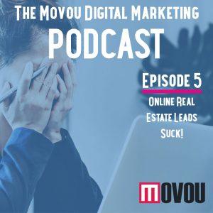 Movou Digital Marketing Podcast Episode 5 - Lead generation & digital funnels